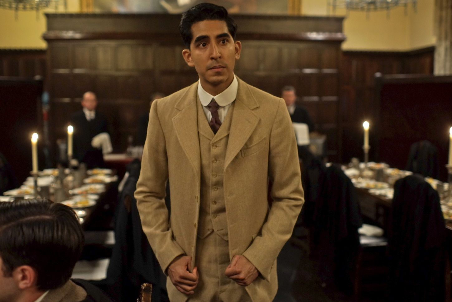 """David Patel in """"The Man Who Knew Infinity"""""""