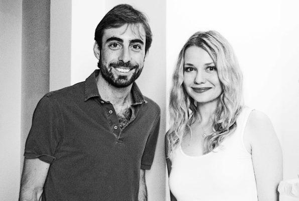 Joanna and Valerio Ruiz