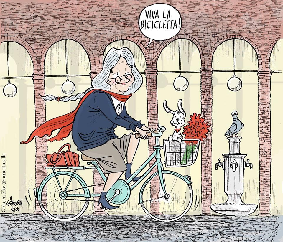 Viva la bicicletta Padova