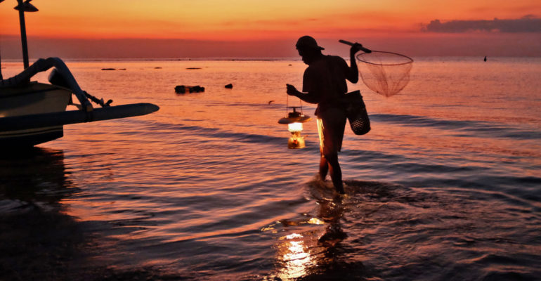 Bali, Fishing