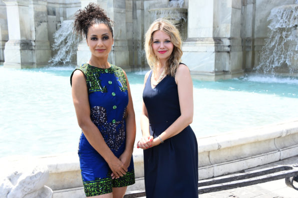 Astrid Fataki interviewed by Joanna Longawa, Rome, June 2016