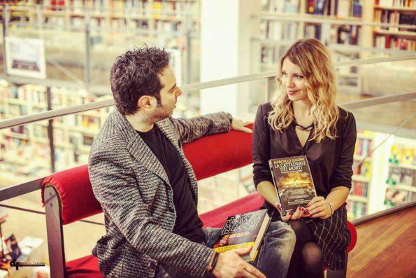 MARCELLO SIMONI for JL INTERVIEWS MAGAZINE @ INTERVIEW by JOANNA LONGAWA @ Photo by DANIELE FLAIBAN