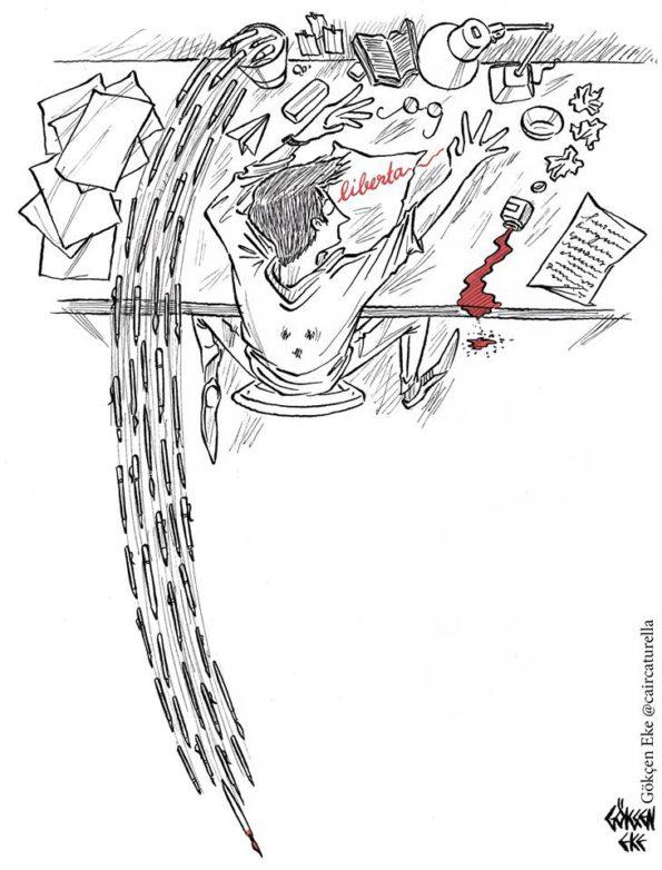 Libertà Charlie Hebdo