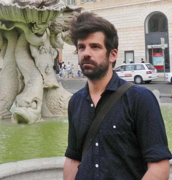 Pablo in Rome, 2015