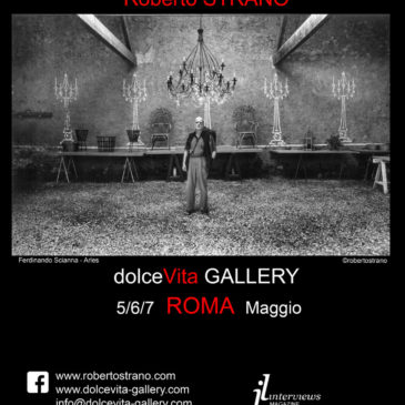 WORKSHOP BY ROBERTO STRANO. THE ART OF REPORTAGE IN MAY IN ROME